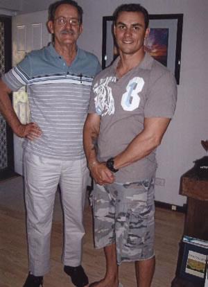 John Meyers and Tim Britten