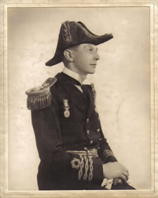 Midshipman Metcalf