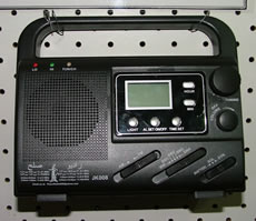 Radios sent to Afghanistan