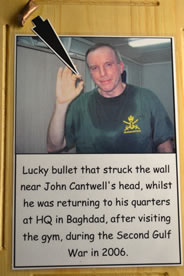 Bullet from Baghdad