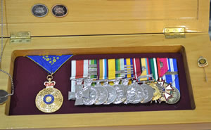 General John Cantwell medals