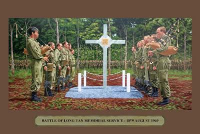 Long Tan Cross Service