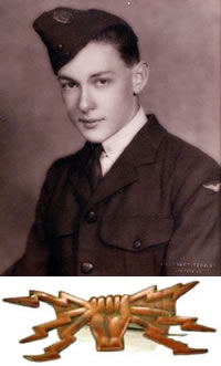 Leading Aircraftsman Norman Banvill