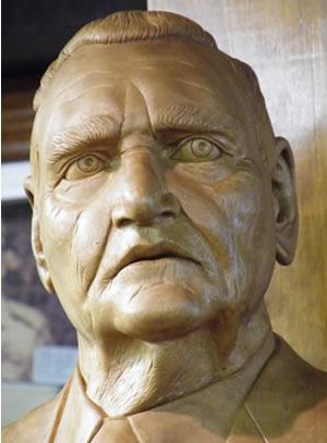 Keith Payne bust