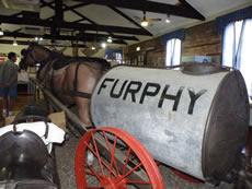 Furphy Water Cart